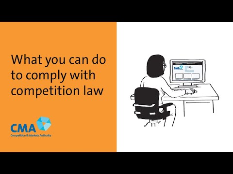 What You Can Do To Comply With Competition Law