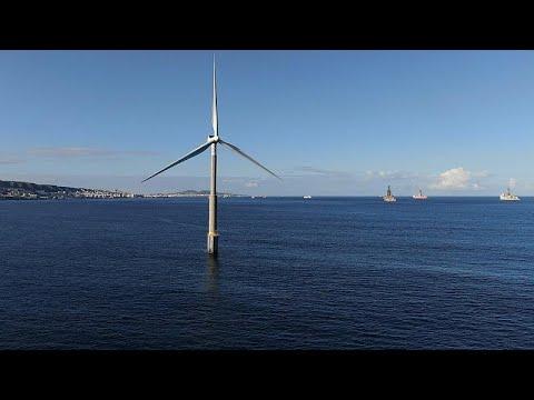 Il futuro dell'eolico offshore... è sulla terraferma