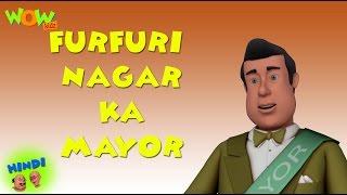 Furfurinagar Ka Mayor - Motu Patlu in Hindi WITH ENGLISH, SPANISH & FRENCH SUBTITLES
