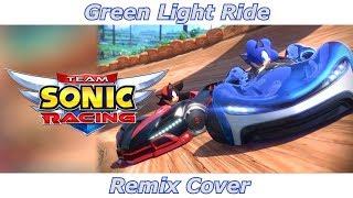 Green Light Ride (Remix) - Team Sonic Racing (COVER feat. Simpsonill) mp3
