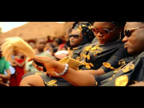 KING MENSAH _ Atigan  ( CLIP OFFICIEL)  by LYNX POST-PROD