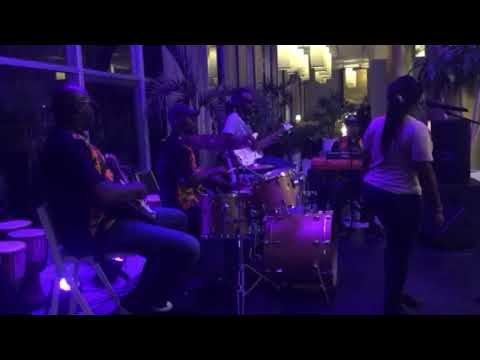 """After Work Reggae Live Session KGILS Performing """"TchinTchiGui"""" """"Africa Creators""""From Ismael Isaac"""
