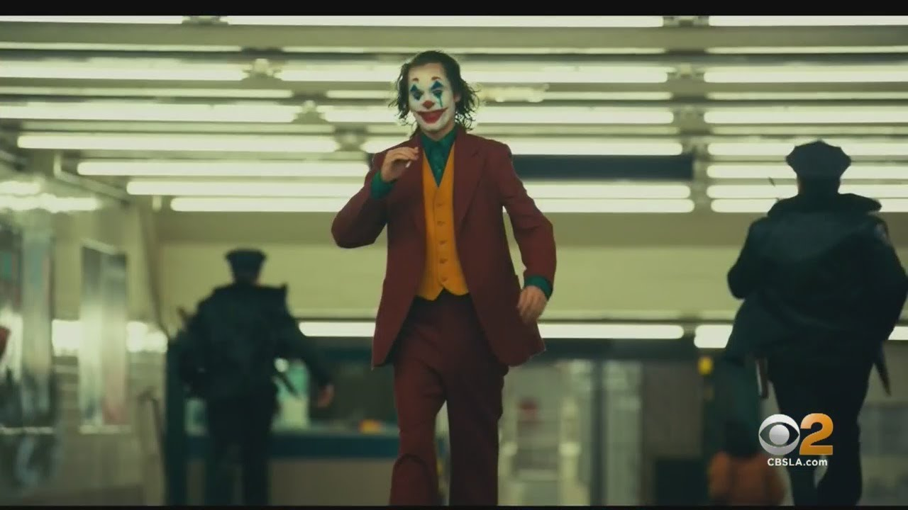 Security Concerns Around 'Joker' Screenings Have FBI On Alert