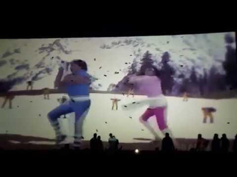 Megastar Star Chiru Songs Mashup (Rangasthalam 100 days at Sudarshan)