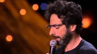 Sergey Brin talks about Google Glasses