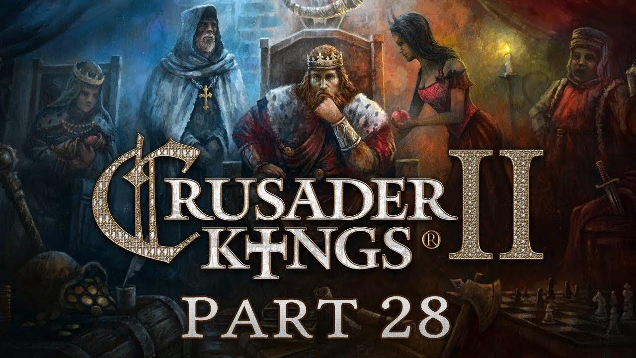 Crusader Kings 2 - Part 28 - The Heretic Wars