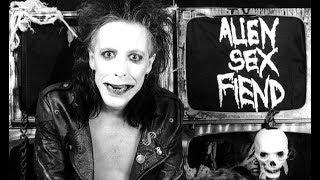 Alien sex Fiend - Off Beat Germany 1988