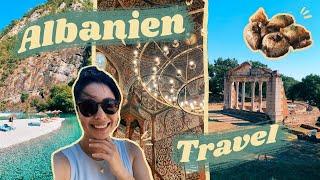 Albania Travel Vlog // Unser Urlaub in Kosovo und Albanien!