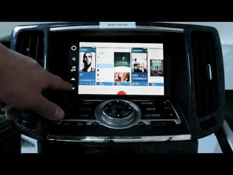 Waze available for Toyota, Lexus, Nissan & Infiniti touchscreens via