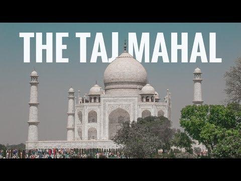 India Travel Vlog: The Taj Mahal