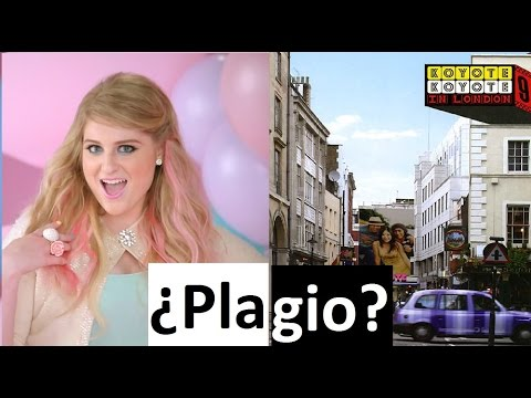¿Plagio? Meghan Trainor VS Koyote: All About That Bass (2014) - Happy Mode (2006) comparison