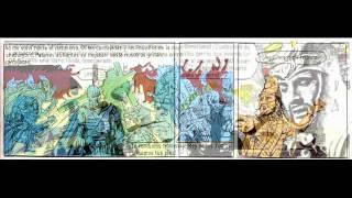 Gilgamesh,el inmortal. de Lucho Olivera y Robin Wood.Editorial Columba.