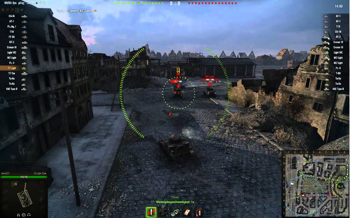 World of tanks t2 light matchmaking