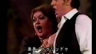 Domingo & Cossotto - Cavalleria Rusticana - Ah! lo vedi
