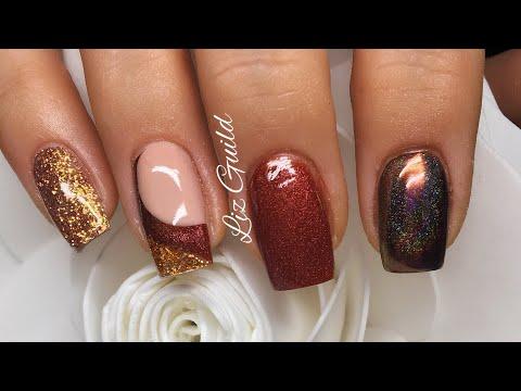 Acrylic Nails | Not Polish | Colour Blocking