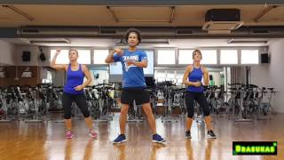 Bailar kizomba grupo extra coreografia zumba David brasukas