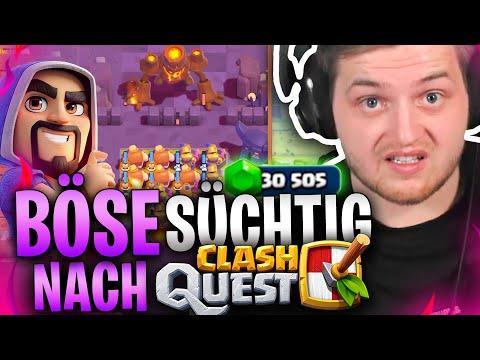 💎🤩30.000 JUWELEN für CLASH QUEST?! | PAY 2 WIN im neuen SUPERCELL GAME!