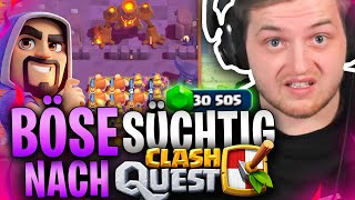 💎🤩30.000 JUWELEN für CLASH QUEST?! | PAY 2 WIN im neuen SUPERCELL GAME!