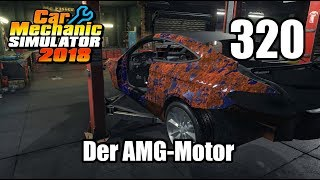 Auto Werkstatt Simulator 2018 ► CAR MECHANIC SIMULATOR Gameplay #320 [Deutsch|German]