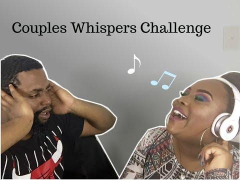 Couples Whisper Challenge | Brandon and Bri