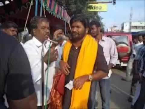 Shanmugaiah pandian speech Part 1 - Kamuthi 1998