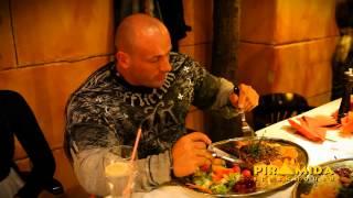 Robert Burneika Piramida Steakhouse Tour - akcja stejki: największe i najlepsze w Polsce Full HD 2017 Video