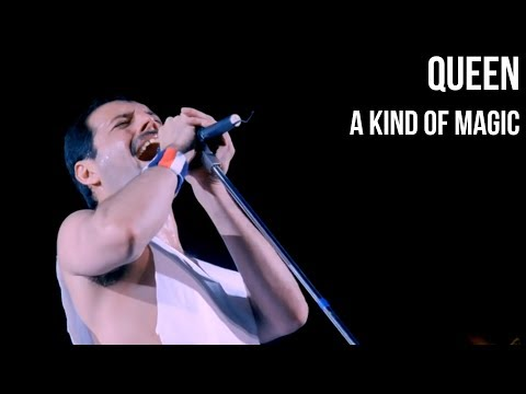 Queen - A Kind of Magic  sub Español +