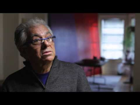 Robert Houle, visual artist and 2015 Canada Council laureate - a film by Derreck Roemer