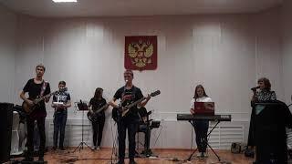 5 - Плачет солдат - Точка света -  г. Кузнецк - 12.10.17г.