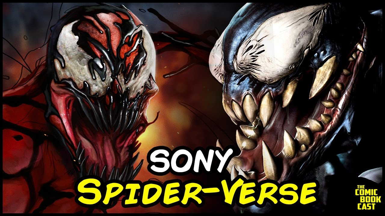 VENOM is the Start of the SONY SpiderVerse  YouTube