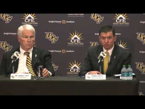 UCF's New Athletic Director Danny White