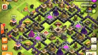 Clash of Clans - Buying and Using 100 Dollars of Gems