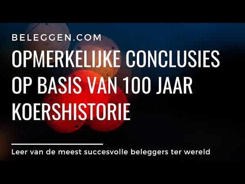 Harm van Wijk Beleggen com YT TO video koershistorie PIP UBG