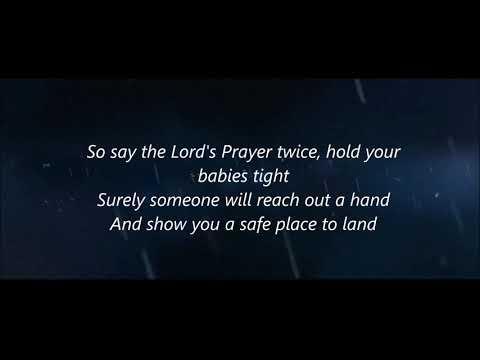 A Safe Place To Land (LYRIC VIDEO) - Sara Bareilles