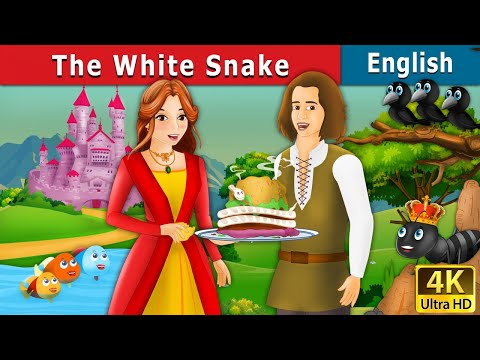 White Snake in English | English Story | Fairy Tales in English | English Fairy Tales