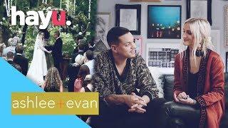 Ashlee & Evan Reminisce On Their Wedding   Ashlee + Evan