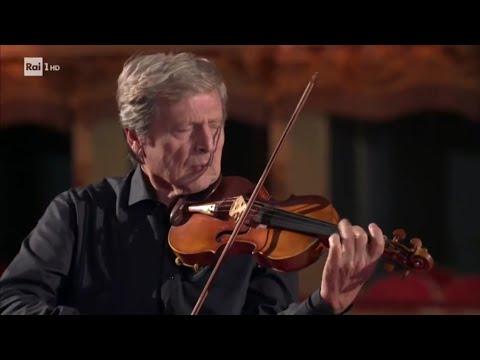 Uto Ughi interpreta Le quattro stagioni di Vivaldi per Alberto Angela