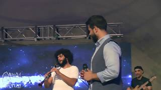El Nehaye El Sa3ide   ( معزوفة متفردة - غسان أبو حلتم - النهاية السعيدة ( حفل مسرح دمر