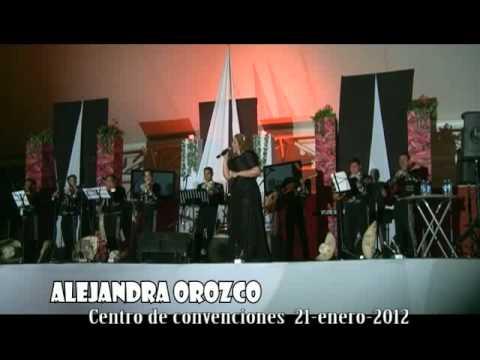 Alejandra Orozco  Feria Tamazula 2012 (21/enero/2012)
