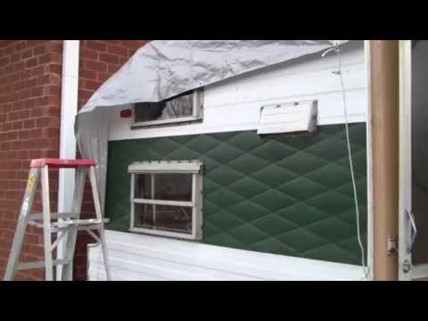 Vintage Camper Restoration - Assessing the Wiring - YouTube