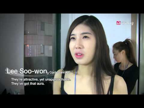 The Road to Seoul - Ep11C01 Beautiful Models and the Beauty Business