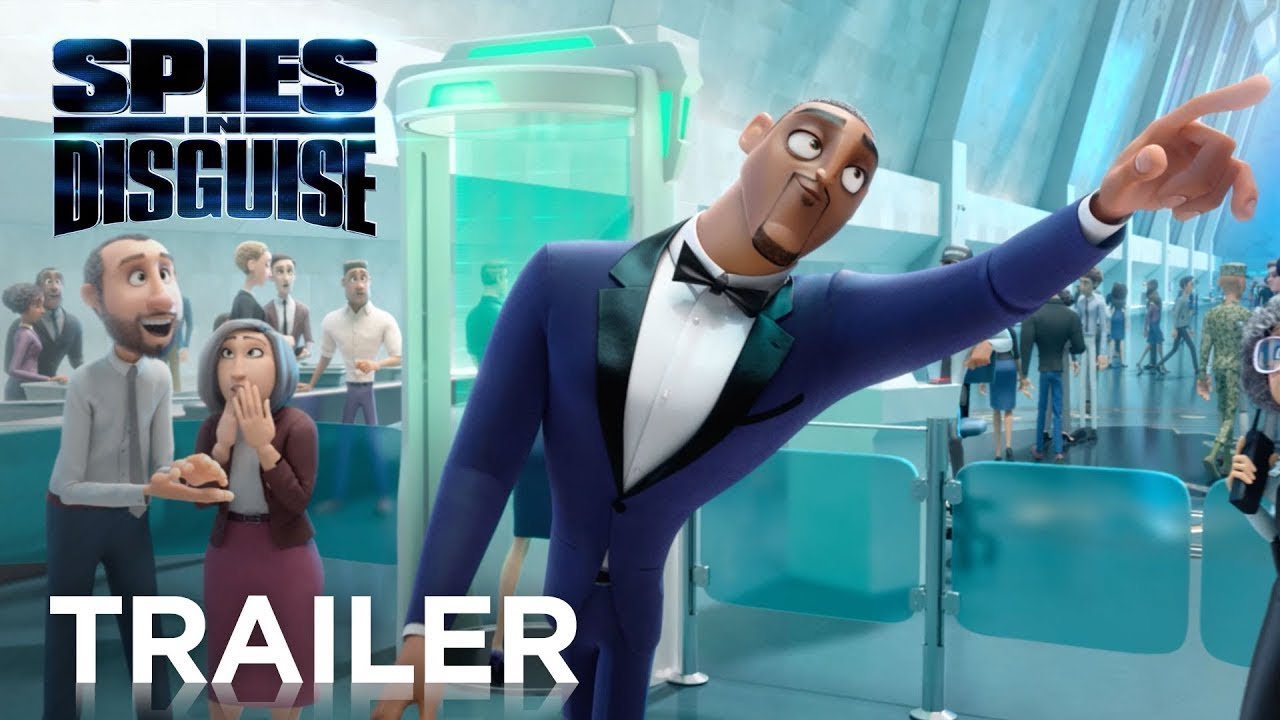 Download Spies in Disguise | Official Trailer 2 | Fox Studios India