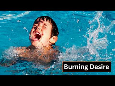 Meaning of  Burning Desire