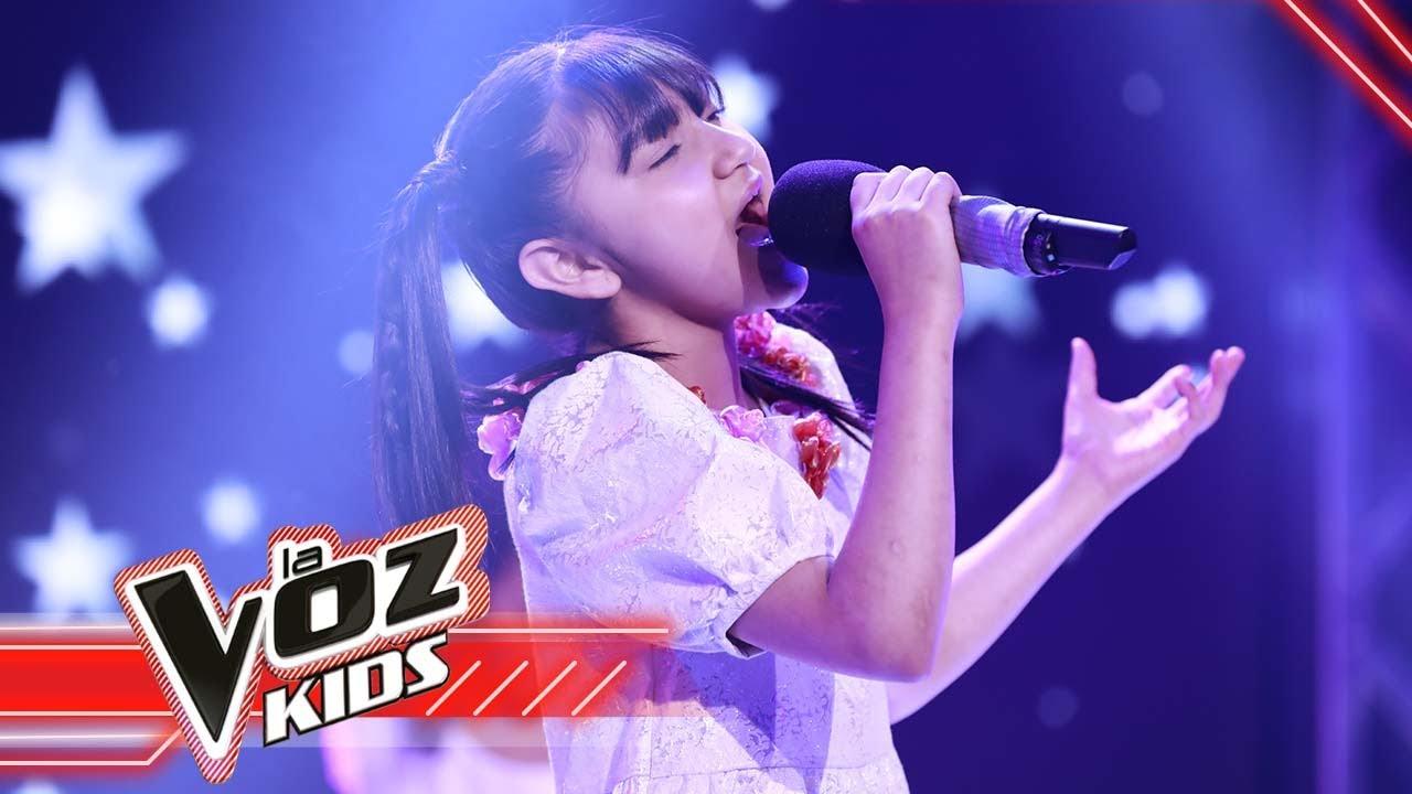 Danna canta 'Chiquitita' en la Semifinal | La Voz Kids Colombia 2021