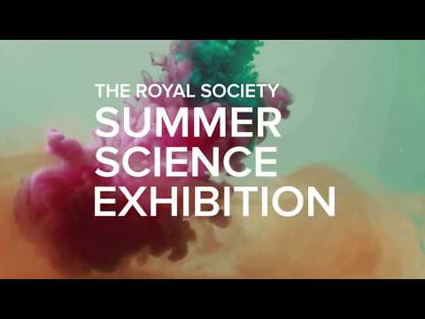 The Royal Society Summer Science Exhibition 2018