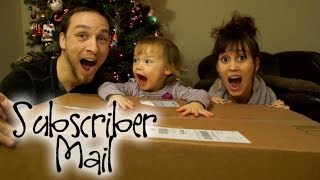 subscriber mail 5 big surprises 12 19 13 carahslife vlog