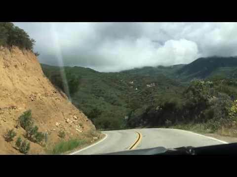 Ojai Valley, California