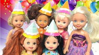 Barbie Chelsea Birthday - Barbie Kelly