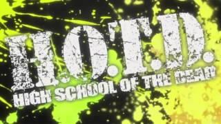 Anime recomendado para OTAKUS #1 (High School of the Dead)