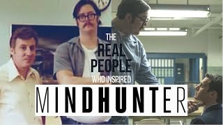 The REAL People Who Inspired MINDHUNTER